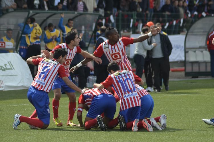 المغرب التطواني يدخل معسكره التدريبي بمراكش بـ30 لاعبا