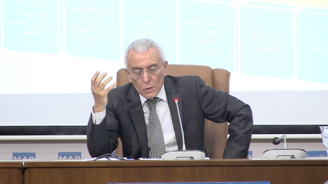 عاجل: انسحاب أوعمو مرشح الأغلبية من التنافس على رئاسة مجلس المستشارين