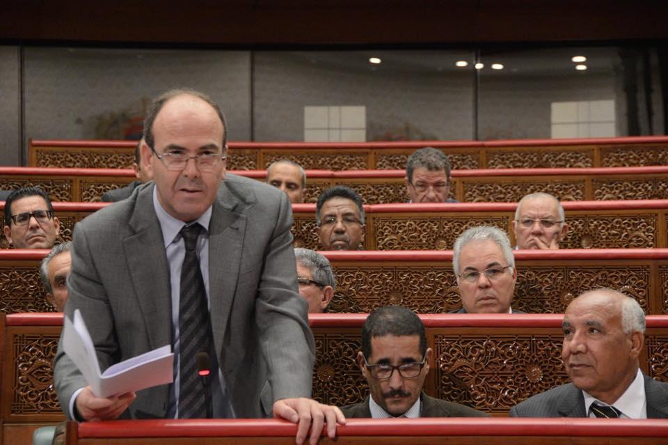 عاجل: بنشماش رئيسا لمجلس المستشارين بفارق صوت واحد عن منافسه قيوح