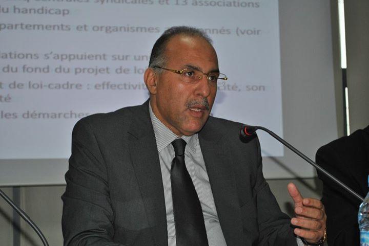 عبد المومني يهاجم مدير «الكنوبس» ويقدم حصيلة انتخابات التعاضدية العامة