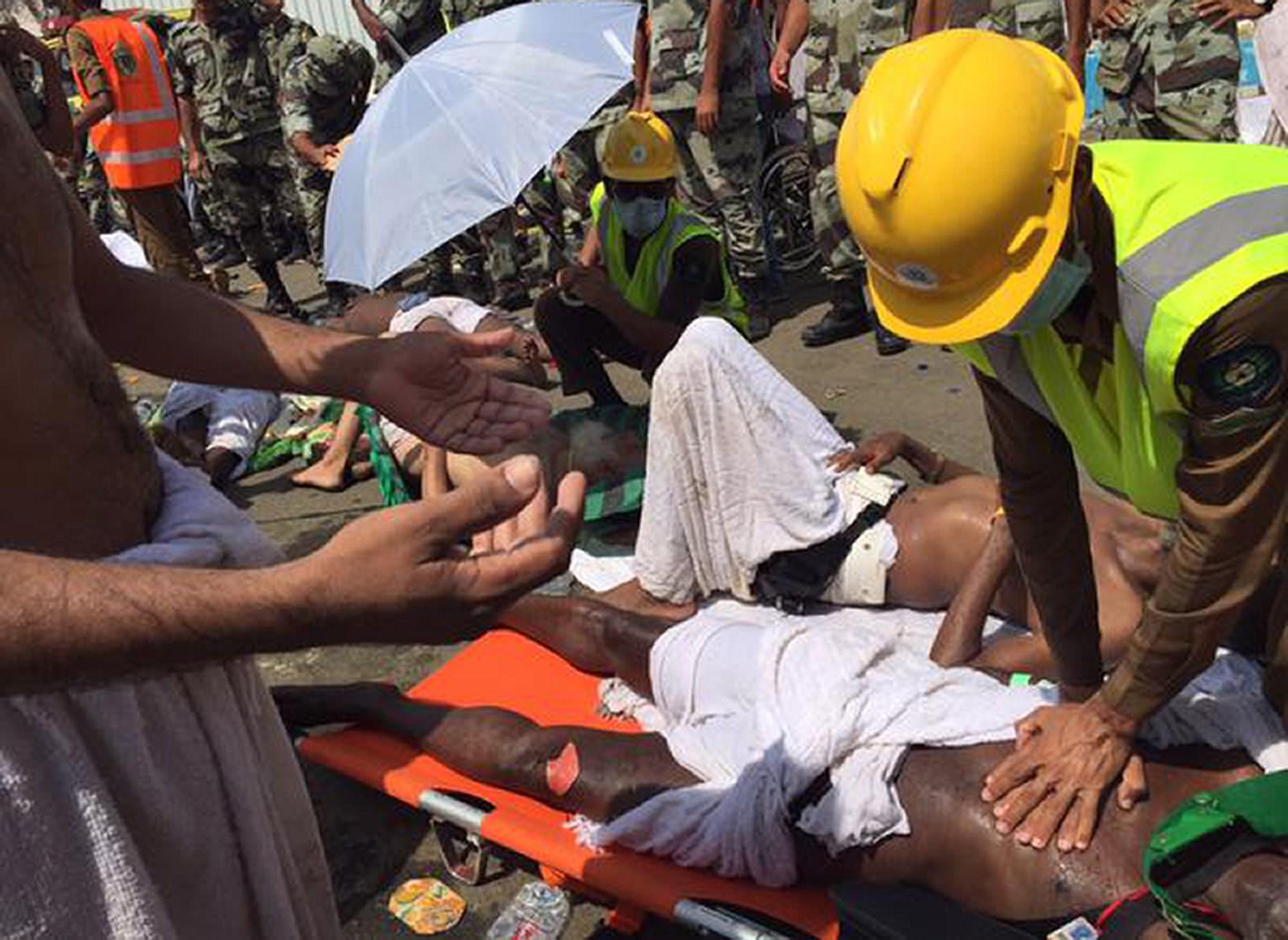 ارتفاع حصيلة وفيات حادث منى إلى 27 قتيلا
