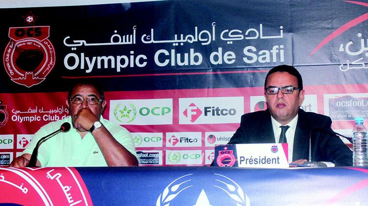 العامري: «أولمبيك آسفي يعاني عقما هجوميا رغم تحسن أدائه»