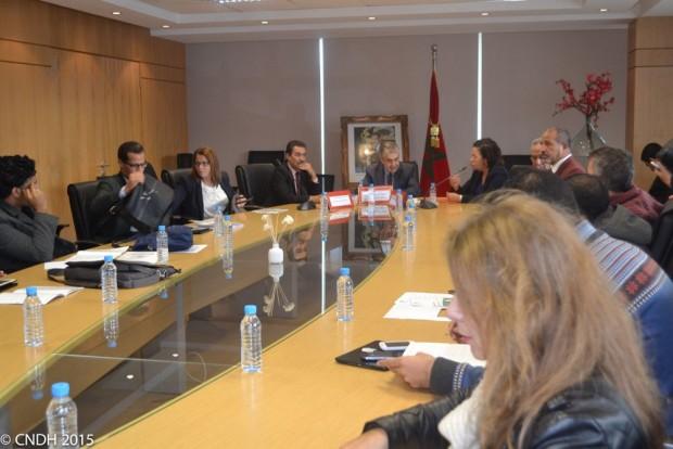 المجلس الوطني لحقوق الانسان يوصي بالمساواة بين المرأة والرجل في الإرث
