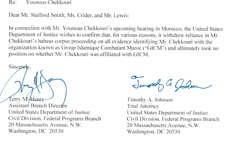 """أمريكا تسقط تهمة الإرهاب عن المغربي الشقوري معتقل """"غوانتانامو"""""""