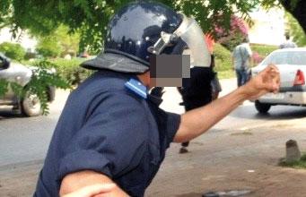 الإفراج عن شرطي هاجم سيارة نجل دبلوماسي بالهرهورة