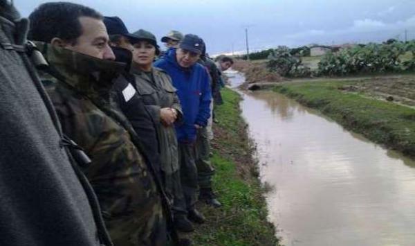 السلطات بجهة الغرب تضع خطة استباقية لمواجهة كارثة الفيضانات