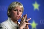 """وزيرة الخارجية السويدية : الإعتراف ب""""البوليساريو"""" ليس على طاولة الحكومة"""