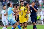 الحكمان النوني وهراوي يغيبان للمرة الثانية عن مباريات البطولة الاحترافية