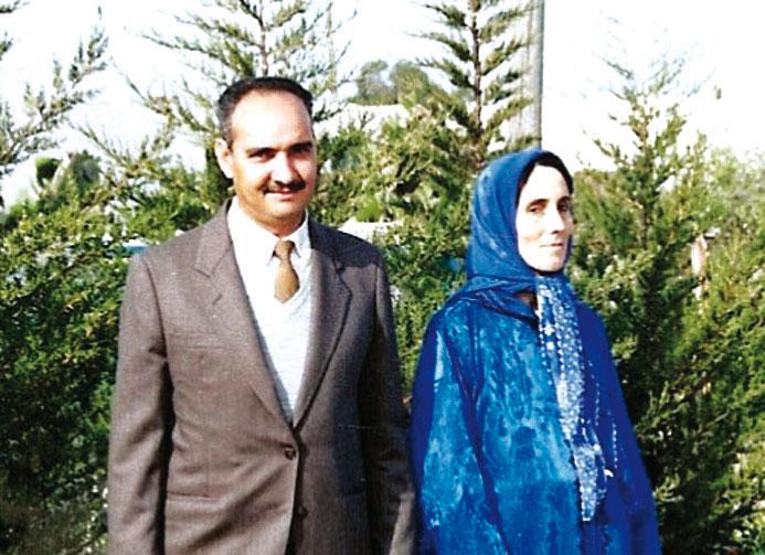 فاطمة العمري.. أرملة المناضل بوكرين التي قبلت الزواج بـ«خريج سجون»
