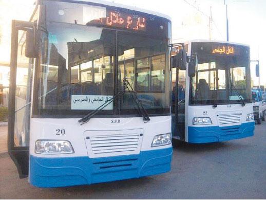 التفاصيل الكاملة لصفقة النقل الحضري بسطات