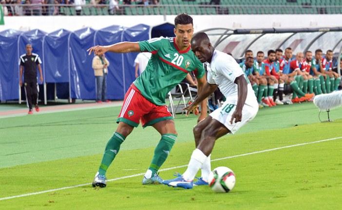 المنتخب المغربي يسقط في الامتحان التجريبي أمام نسخة إيفوارية منقحة
