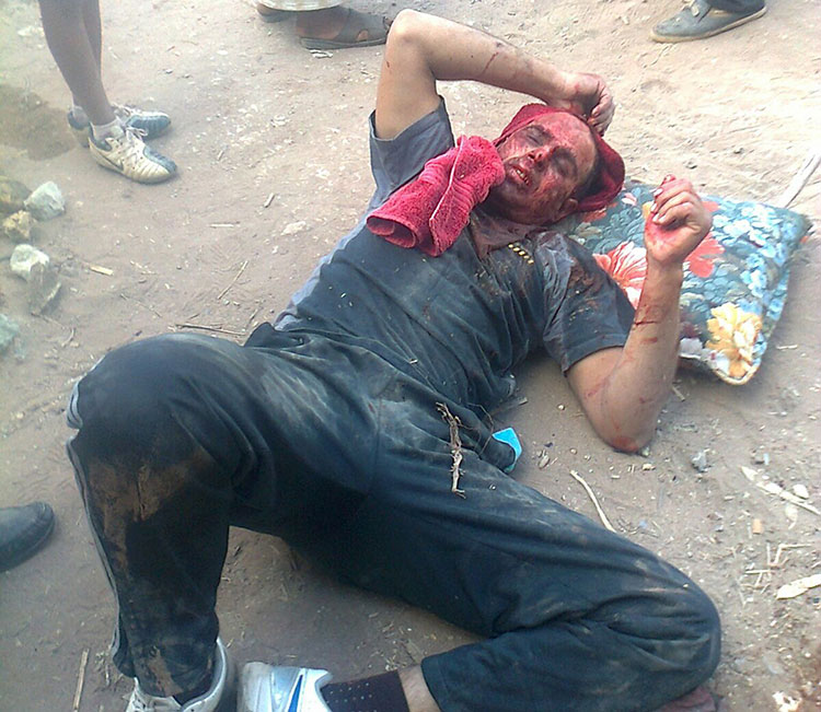 عصابة تقتل شخصا بوحشية بضواحي الدار البيضاء والمتهمون أحرار ويهددون الشهود