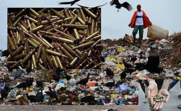العثور على رصاص حي بمطرح النفايات يستنفر أجهزة الأمن بمكناس