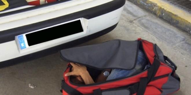 توقيف مغربي بإسبانيا داخل صندوق سيارة مهاجرة عبرت ميناء طنجة