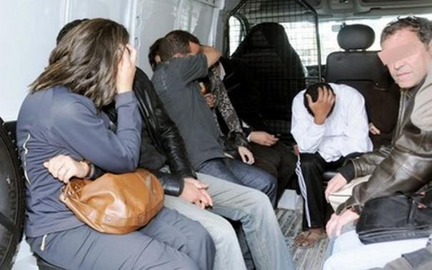 """مداهمة شقق """"الدعارة الراقية"""" تسقط أربعة خليجيين في الدار البيضاء"""