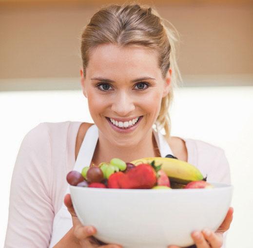 كيف تحذفين الدهون من نظامك الغذائي؟