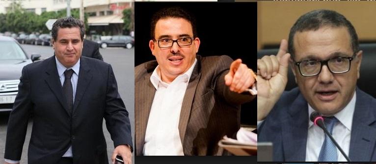 أخنوش وبوسعيد يقضيان بوعشرين بسبب اتهامهما بالتآمر على بنكيران
