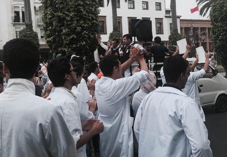 طلبة الطب ينهون مقاطعتهم للدخول الجامعي