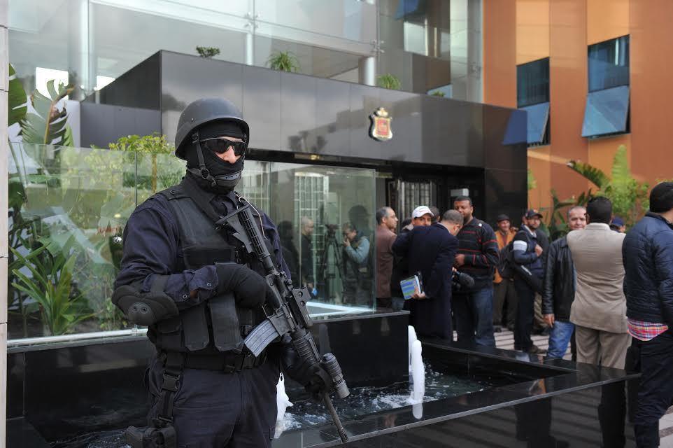 """خطير ..تفكيك خلية ارهابية تتلقى دعم """"داعش"""" لتنفيذ مخطط إرهابي خطير بالمغرب"""