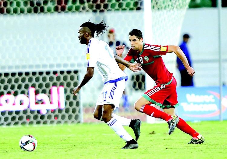 سعودي ينضم إلى المنتخب المغربي