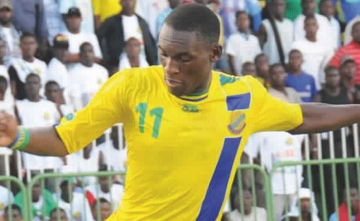 الاتحاد الغابوني لكرة القدم يهدد أولمبيك آسفي بشأن لونغوالاما