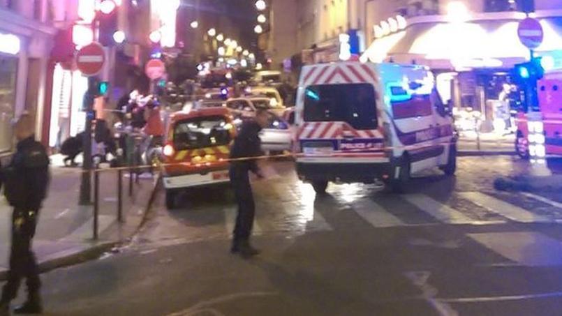 """""""داعش"""" تتبني تفجيرات باريس"""