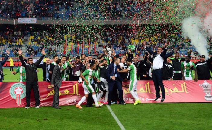 سكادي ثاني رئيس في تاريخ «لوصيكا» يفوز بلقب كأس العرش