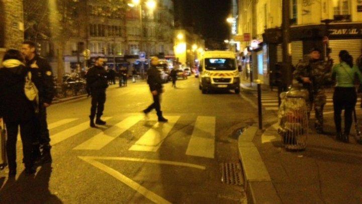 قتلى وإصابات في حوادث دامية بالعاصمة الفرنسية باريس