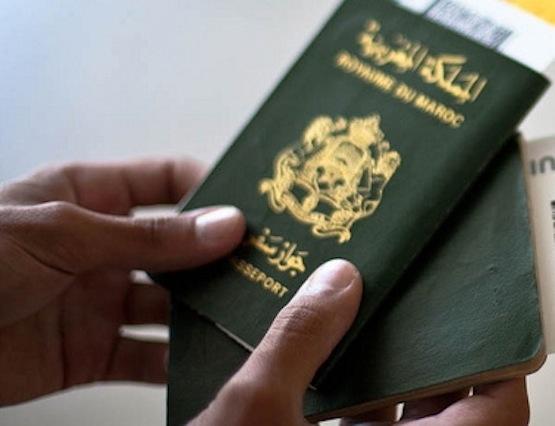 وزارة الداخلية تلغي جوازات السفر المملوءة يدويا
