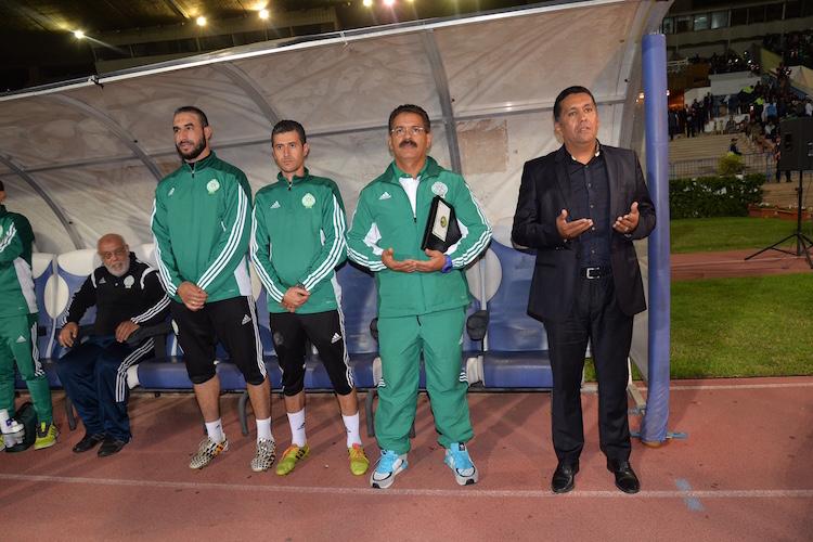 الطاوسي: «هناك لاعبون رسميون حان وقت إحالتهم على الاحتياط»