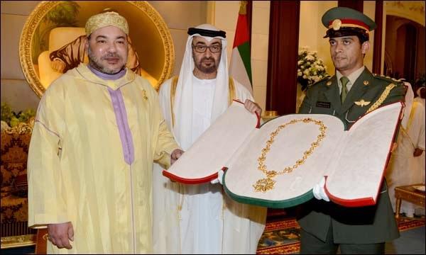 الملك محمد السادس سيقوم بزيارة رسمية إلى الإمارات