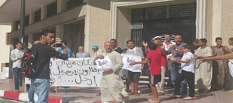 «أمانديس» والعمدة السابق أمام القضاء بعد إقامة خزان مائي على عقار محفظ