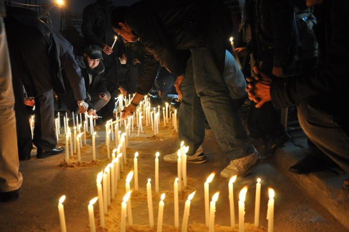 مغاربة يدعون إلى وقفة تضامنية مع ضحايا أحداث باريس الدامية