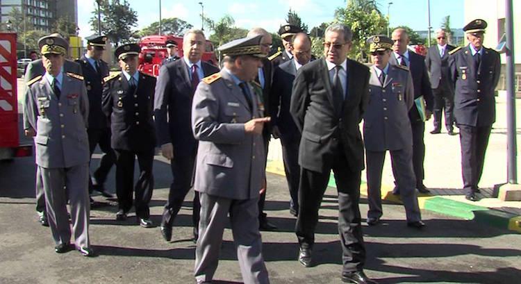 القيادة العليا للوقاية المدنية تعفي القائد الإقليمي بالخميسات