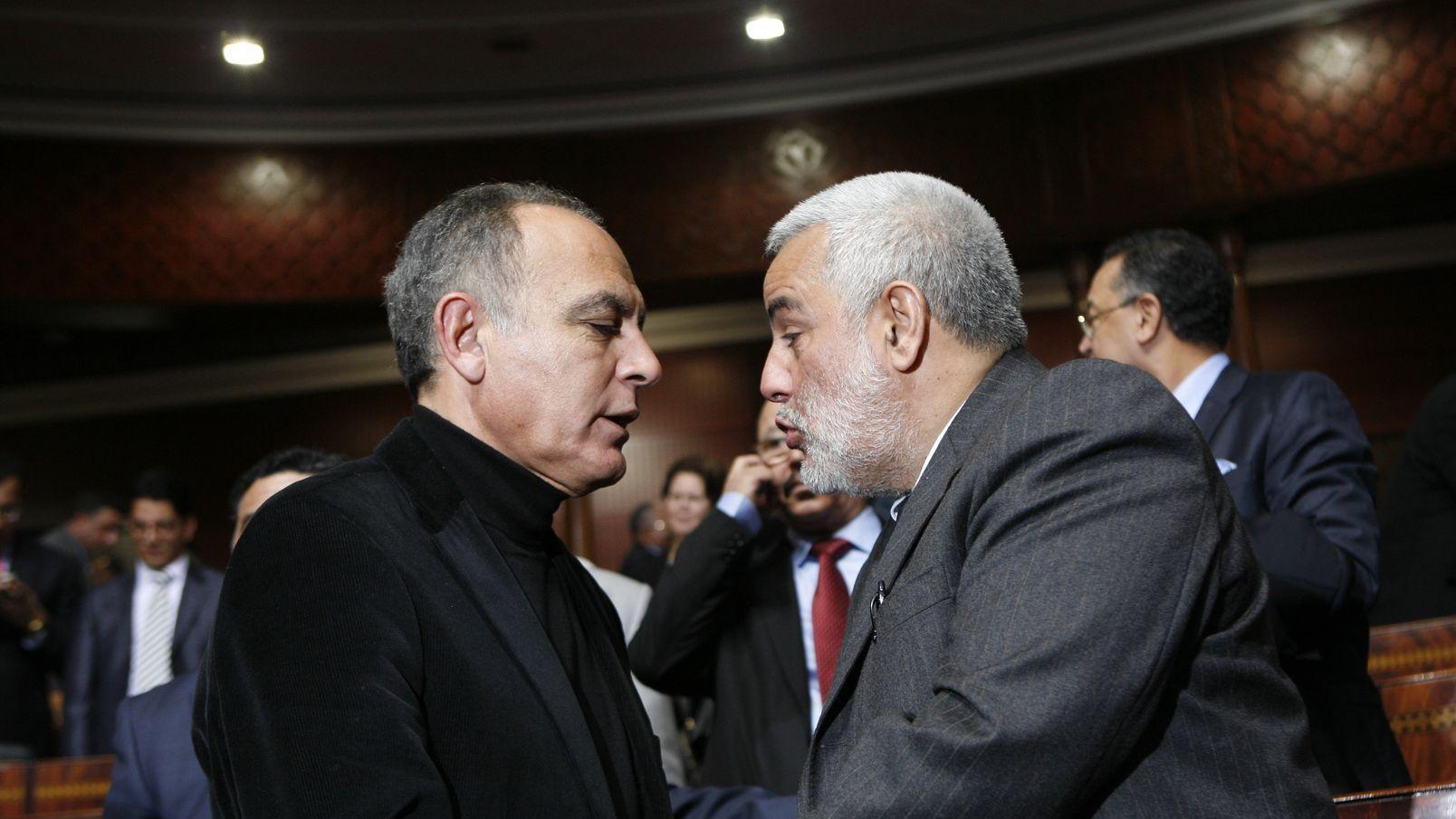 رفاق مزوار يهاجمون بنكيران تحت قبة البرلمان بسبب «الخيانة»