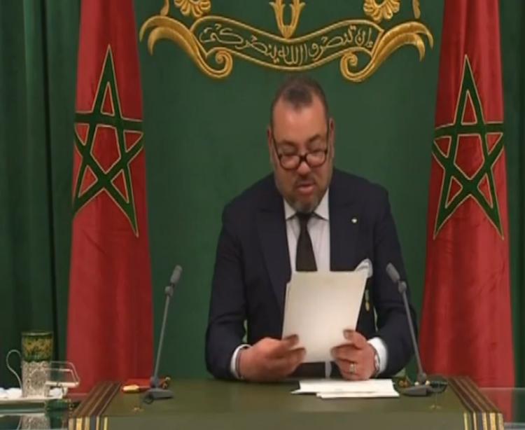 عاجل : الملك يعلن إطلاق مشاريع كبرى في الصحراء المغربية