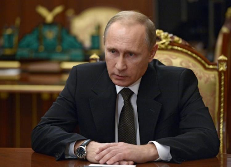 بوتين يدعوا قواته الى التنسيق مع البحرية الفرنسية ضد داعش