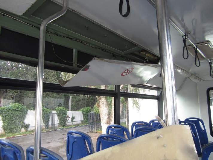 تخريب 20 حافلة للنقل الحضري بفاس في ظروف غامضة