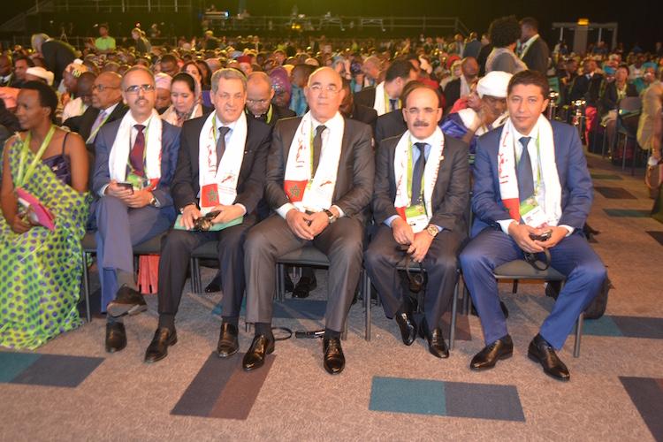 انطلاق مؤتمر المدن الإفريقية بجوهانسبورغ وسط حضور مغربي قوي