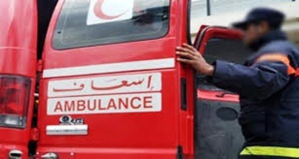 مصرع فتاة في حادث سير مروع داخل مدينة المضيق و اصابة طفلة بجروح خطيرة