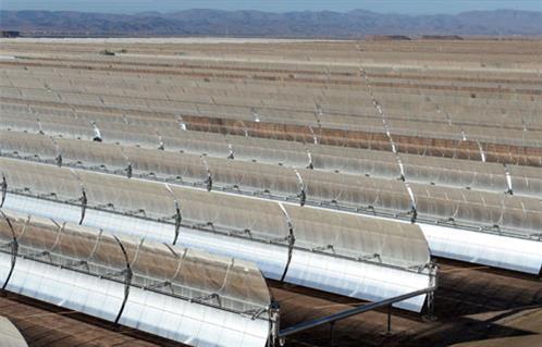 """تأجيل التدشين الملكي لمحطة """"نور"""" للطاقة الشمسية بورزازات"""