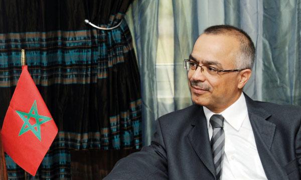"""سفير المغرب بباريس يتعرض ل""""كريساج"""""""