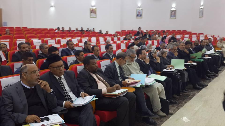 دورة استثنائية لمجلس مدينة فاس لترميم الميزانية التي رفضتها الداخلية