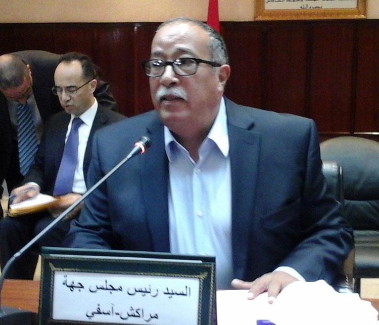 رئيس جهة مراكش آسفي يلتزم بالاستجابة لمطالب سكان «أوريكا»
