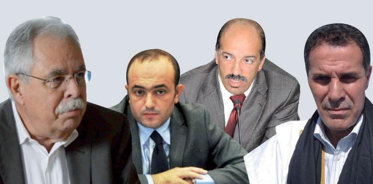المحكمة الدستورية تجرد أربعة نواب من الصفة البرلمانية