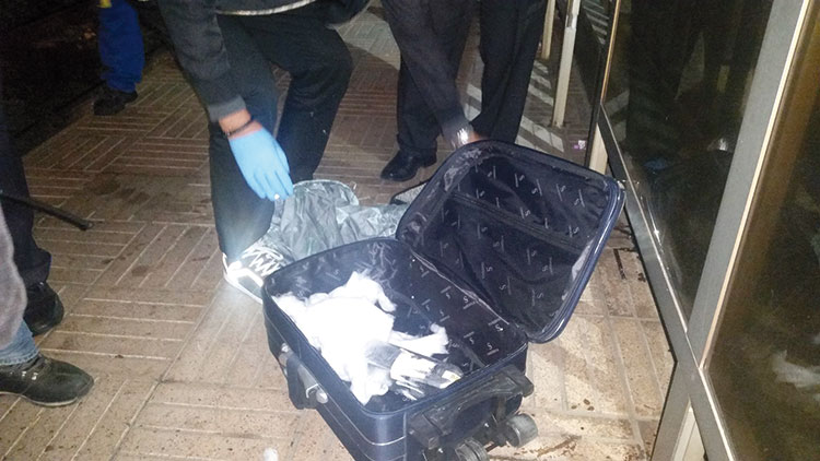 حقيبة متخلى عنها بمحطة عين السبع تستنفر سلطات البيضاء