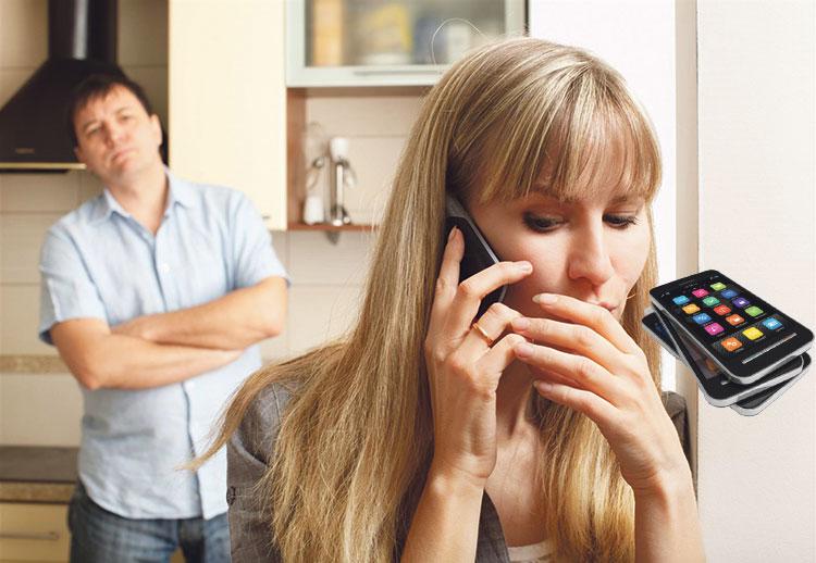 رقم الجوال يقود إلى فضح مكان مرتكبي الخيانة الزوجية