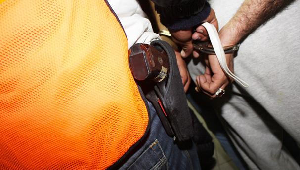 إيقاف متهم بالاغتصاب ينتهي بمواجهات بين الشرطة ومواطنين بأربعاء الغرب