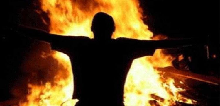 شاب بسلا يضرم النار في منزله إحتجاجا على غلاء فواتير الماء والكهرباء