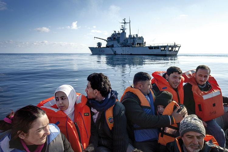 شبكات تُهجر شباب آسفي للالتحاق باللاجئين السوريين في تركيا مقابل مليوني سنتيم